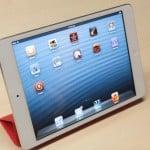 The iPad Mini is revealed