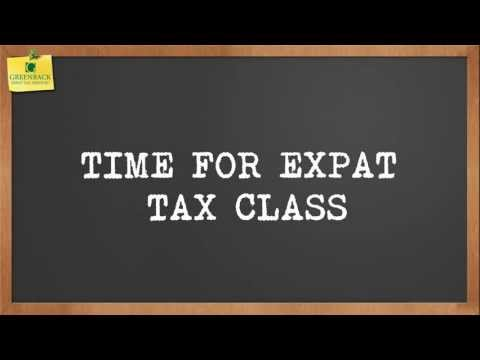 American Expatriate Tax Obligations