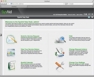 SysAid Helpdesk Review.